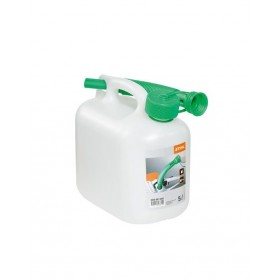 Bidon Essence 5L transparent STIHL