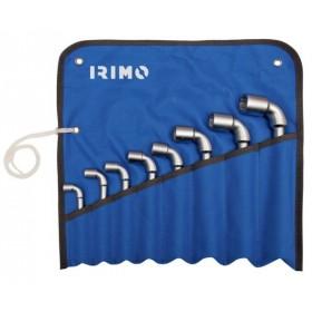 Jeux de clés à pipes debouchées IRIMO