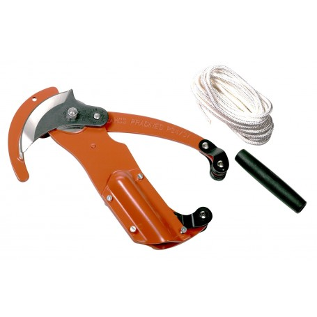 Echenilloir 37cm + corde 5m BAHCO