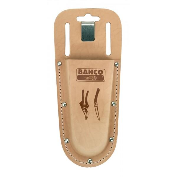 Etui cuir sécateur/scie pro BAHCO