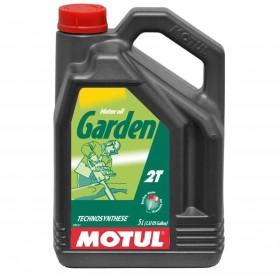 Huile moteur 2 temps 5L Garden 2T MOTUL