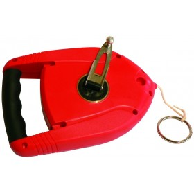 Cordeau cordex magnum rouge 50m fil 3mm tressé TALIAPLAST
