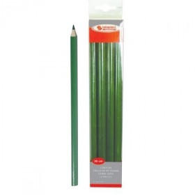 Crayon tailleur de pierre vert 30cm TALIAPLAST