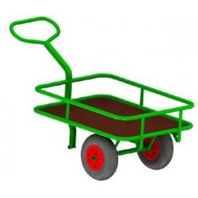 Chariot de jardinier DEMOUSSIS