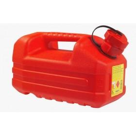 Jerrican plastique hydrocarbure 5 l EDA