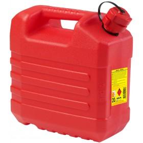 Jerrican plastique hydrocarbure 20 l EDA