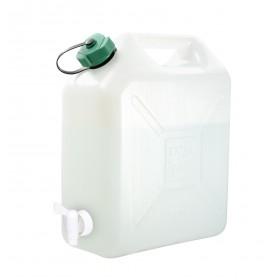 Jerrican alimentaire avec robinet 20 l EDA
