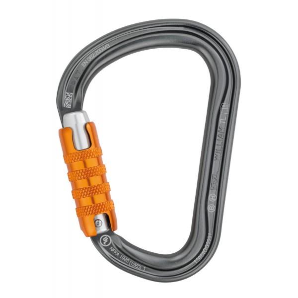 Mousqueton william triact-lock PETZL
