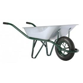 Brouette prems galva roue gonflee HAEMMERLIN