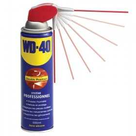 Bombe WD-40 double position