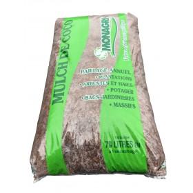 Paillage Mulch de coco 70 L