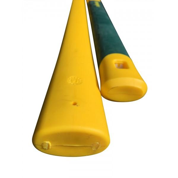 Manche de rechange Novagrip pour masse/merlin/hache 90 cm LEBORGNE