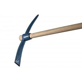 Pioche de terrassier 2,5 kg Em bois 0,90 cm oeil rond