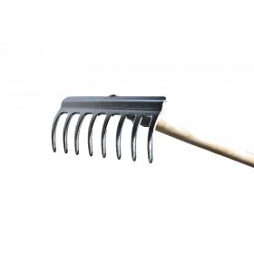 Râteau 8 dents leger Em bois 1m10 POLET