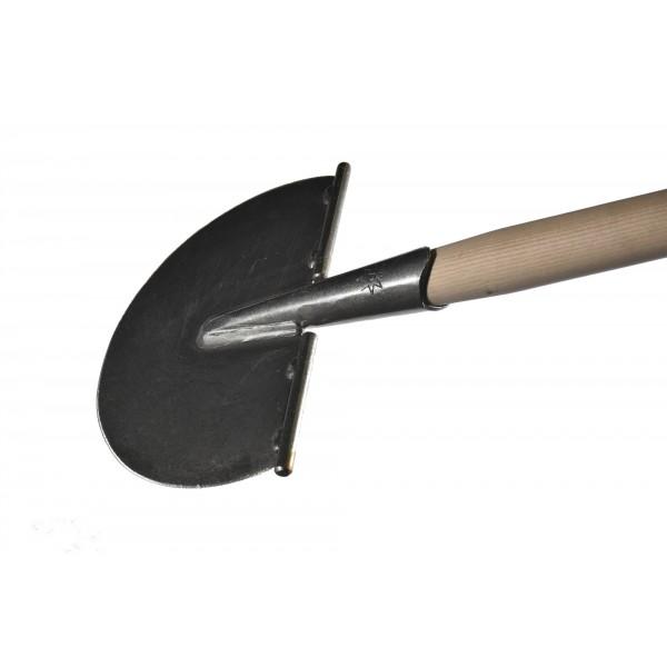 Dresse-bordure demi lune 25x14 Em bois 95 cm POLET