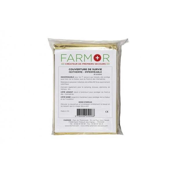 Couverture de survie FARMOR