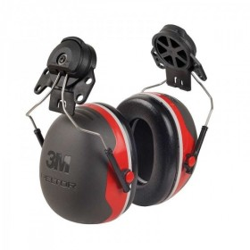 Attaches casque antibruit X3P3 PELTOR