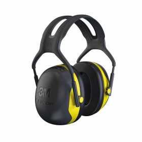 Casque antibruit X2A Jaune PELTOR