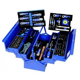 Boîte à outils metal 59 pieces IRIMO