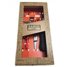 Coffret secateur PG-12F + scie 396-HP BAHCO