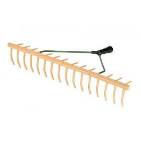 Râteau PVC dents doubles 64 cm