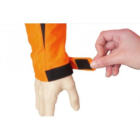 Veste orange YUKON OREGON