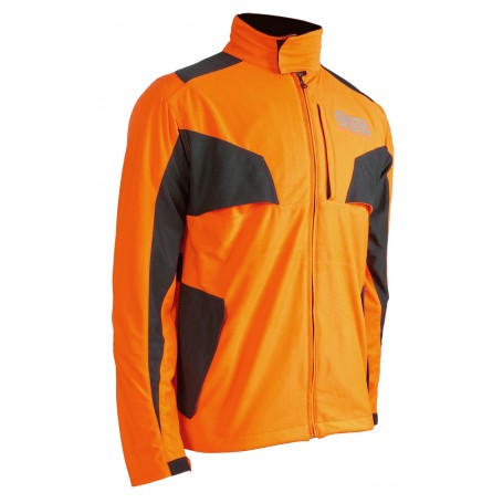 Veste orange YUKON OREGON
