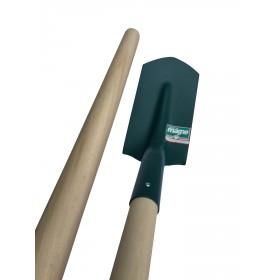 Pelle à tranchée etroite 13 cm EM bois 110 cm FORGES DE MAGNE