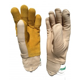 Gants de taille anti-coupure pour droitier PEAUCEROS
