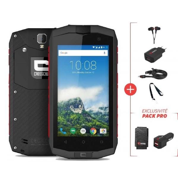 Pack pro smartphone Trekker M1 core CROSSCALL