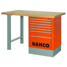 Etabli 6 tiroirs 150 cm BAHCO