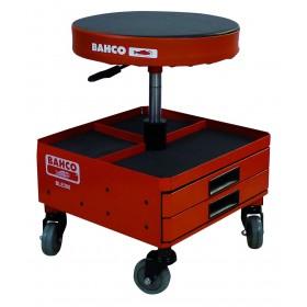 Tabouret mobile avec tiroirs BAHCO