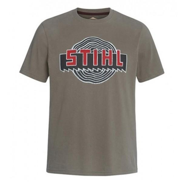 T-shirt Heritage gris STIHL