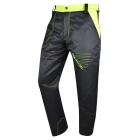 Pantalon anti-coupure PRIOR NOIR Classe 3 FRANCITAL