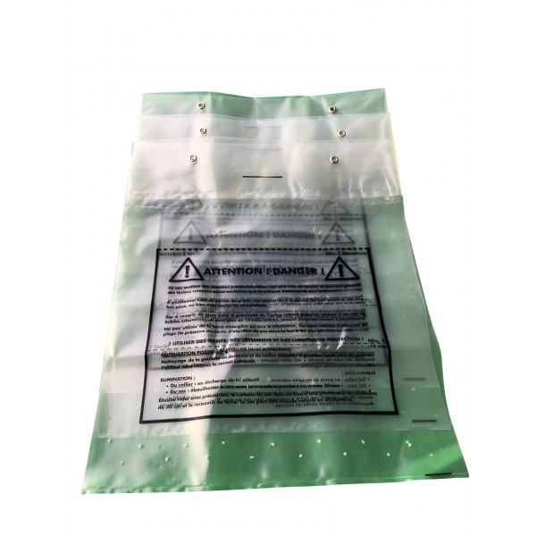 Lot de 3 sac de rechange Procerex