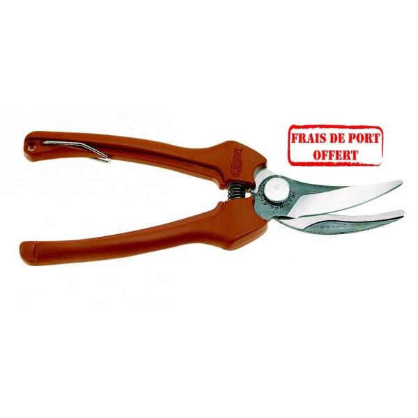 Epinette lame croisante P123-19 BAHCO