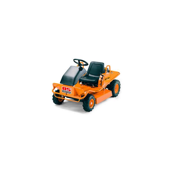 Tondeuse débroussailleuse autoportée AS MOTOR AS 799