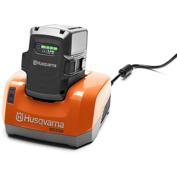Chargeur rapide QC330 HUSQVARNA