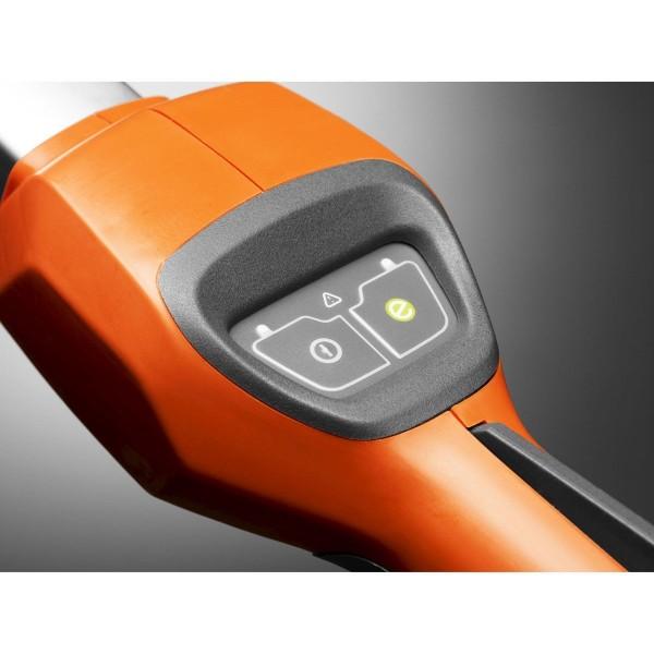 Coupe bordures à batterie 115iL HUSQVARNA livré sans chargeur ni batterie
