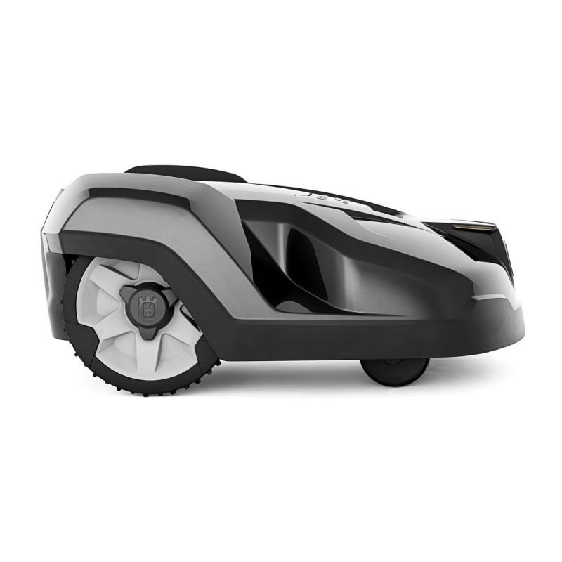robot tondeuse 440 husqvarna livr sans kit d 39 installation. Black Bedroom Furniture Sets. Home Design Ideas