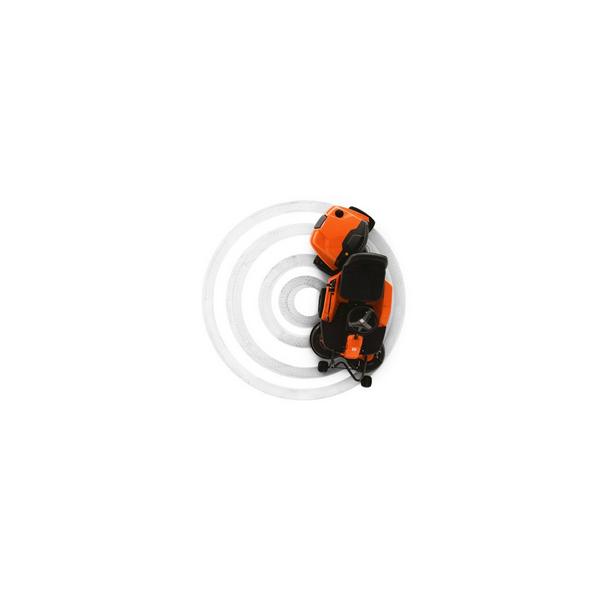 Tondeuse autoportée frontale HUSQVARNA R112C