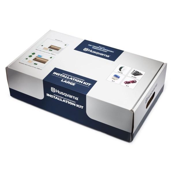 Pack installation taille L HUSQVARNA