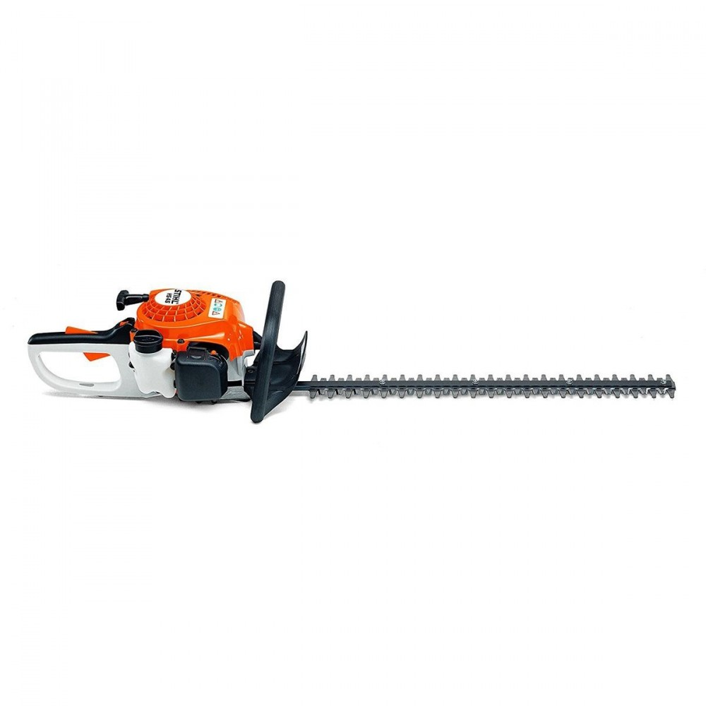 taille haies thermique stihl hs45 450