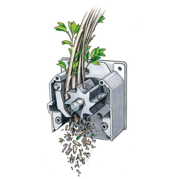 Broyeur électrique STIHL GE140L