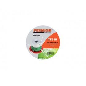 Tête fils générique TF218 TETE UNIVERSELLE 4 - 8 FILS CARRE (2,44MM) - CORPS ALUMINIUM - rechargement rapide ATTILINA
