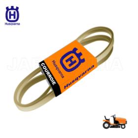 Courroie de coupe tracteur à ejection latérale HUSQVARNA