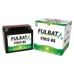 BATTERIE FTX12-BS ACIDE SEPARE (FOURNI) 12V 10.5 Ah 150-87-130 + / -