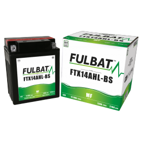 BATTERIE FTX14-BS ACIDE SEPARE (FOURNI) 12V 12.6 Ah 150-87-145 + / -