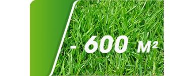 Jusqu'à 600 m²