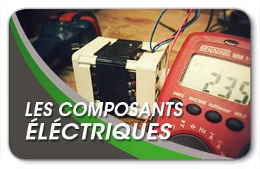 Pièces détachées électriques